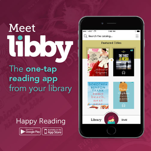 get libby the eBook app